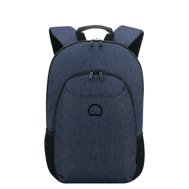 Delsey Esplanade 2 Compartment Backpack 13.3 Inch Navy