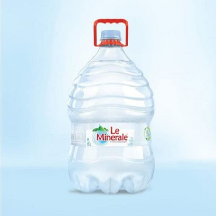 LE MINERALE AIR MINUM GALON 15L