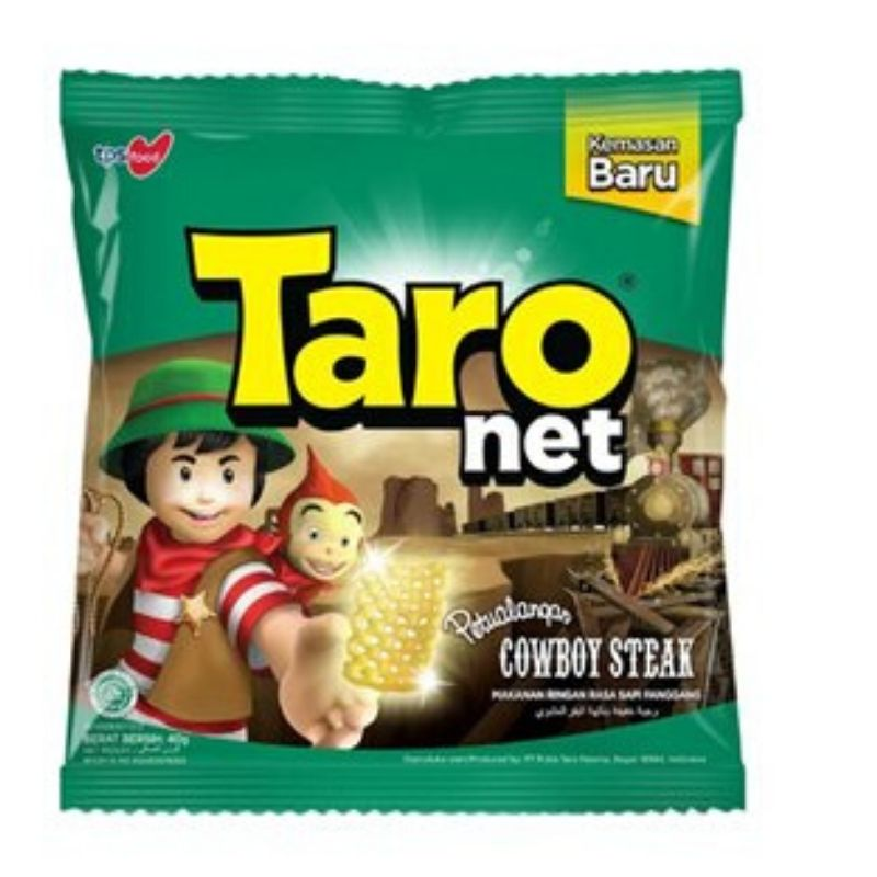 TARO NET COWBOY STEAK 40/36Gr