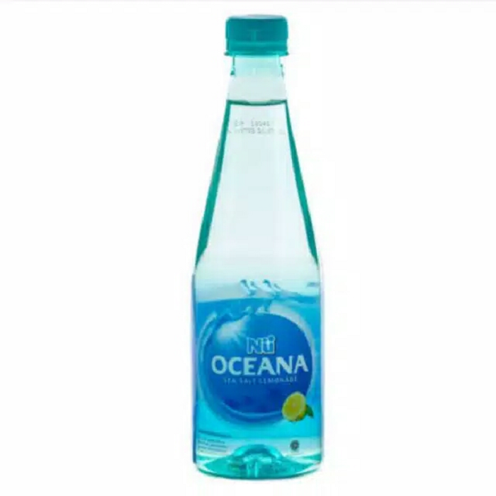 NU OCEANA SEALSALT LEMONADE 460ML