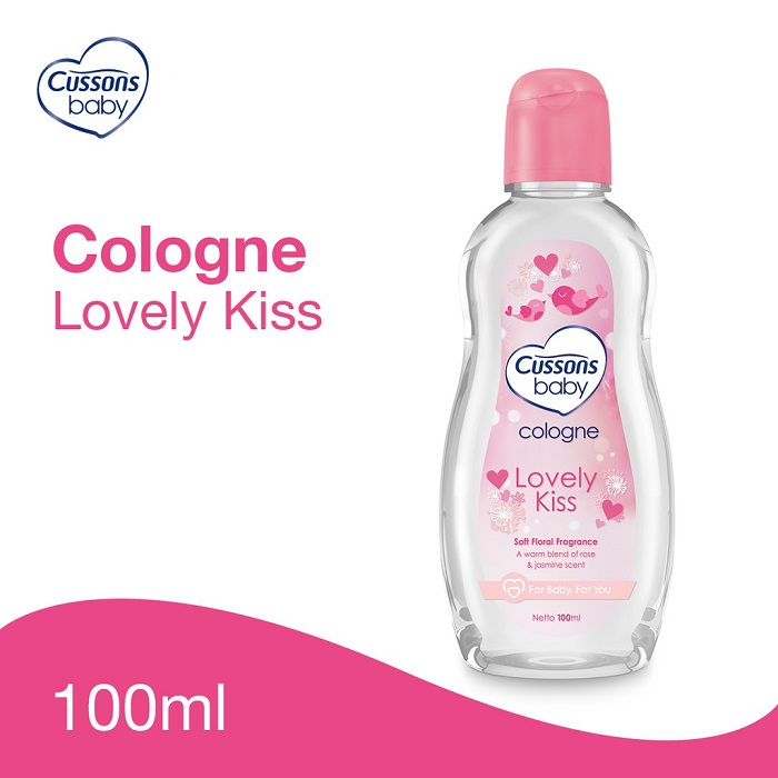 CUSSON BABY COL LOVELY KISS 100ML