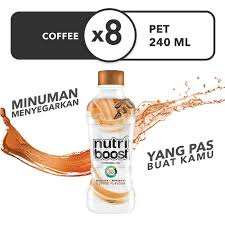 NUTRIBOOST COFFEE 240 ML BTL