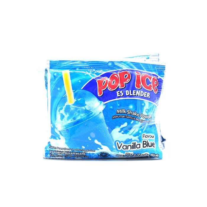 POP ICE VANILLA RENCENG 10\S