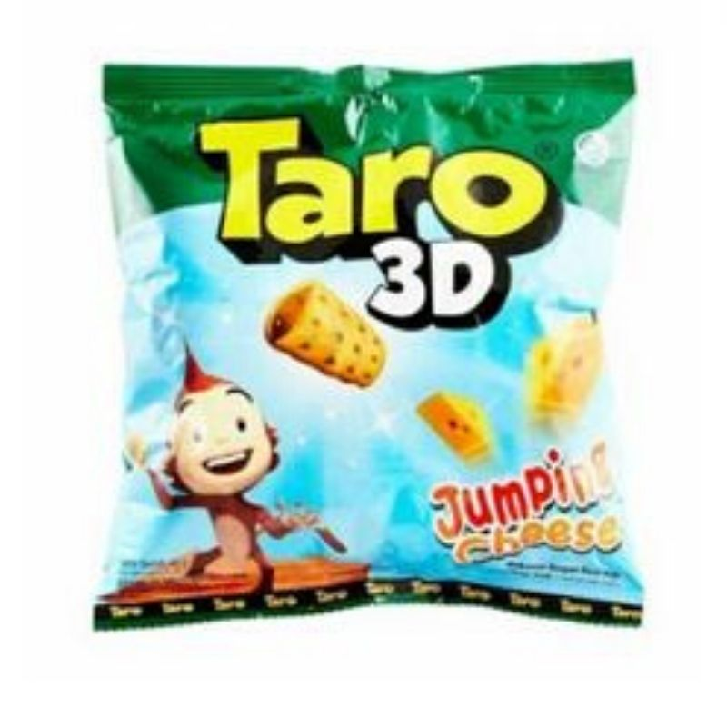 TARO 3D JUMPING CHEESE 36Gr