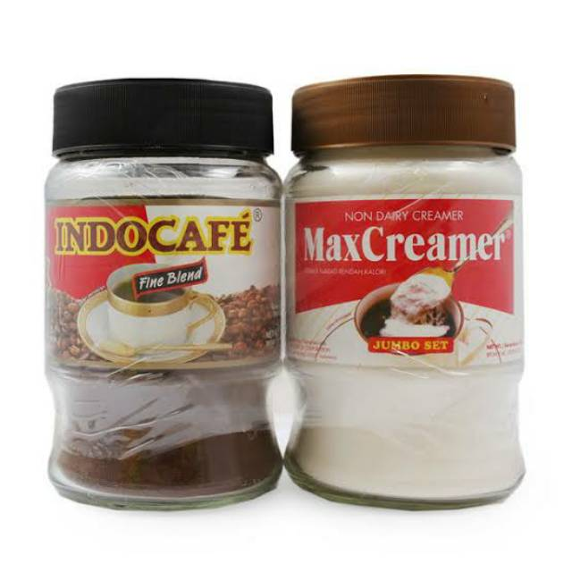 INDOCAFE SPECIAL SET 650 G