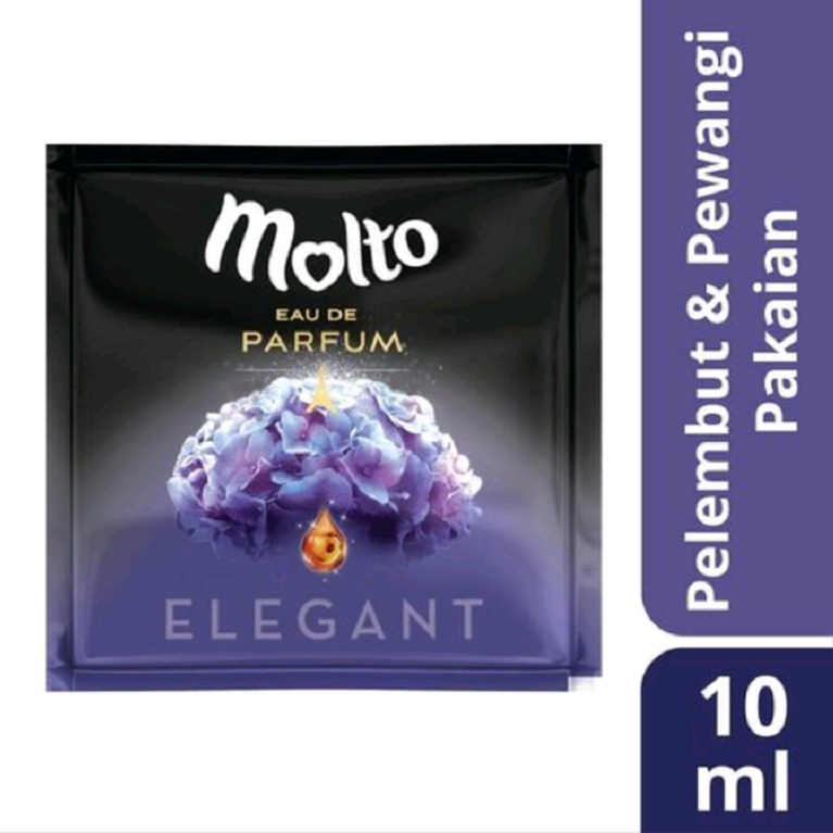 Molto Black Elegant Sachet 10ml