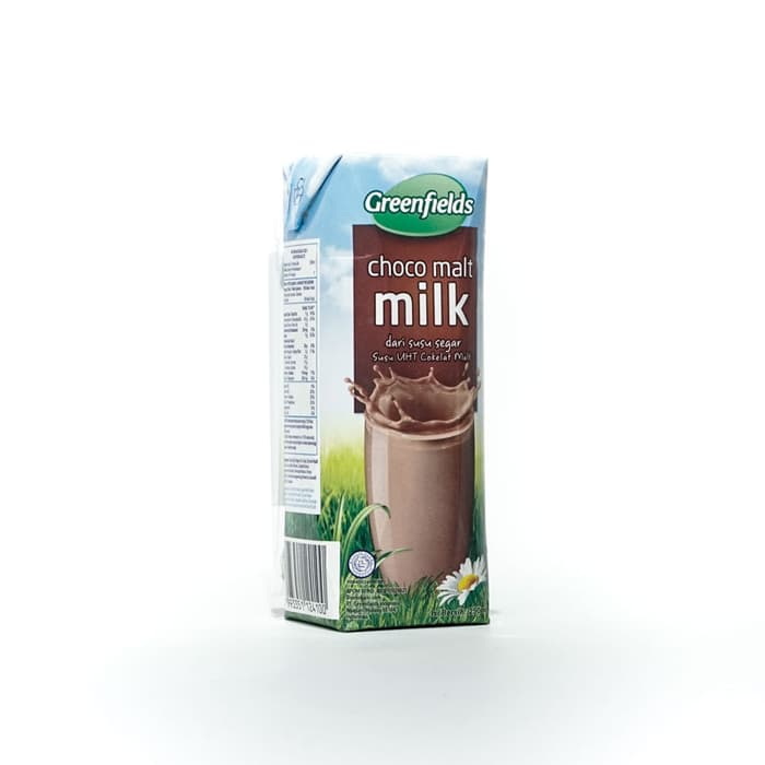 GREENFIELDS UHT CHOCOMALT 250ML
