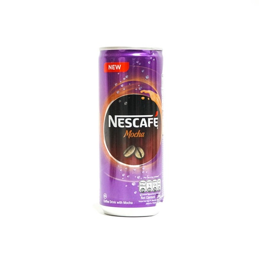 NESCAFE READY TO DRINK MOCHA 240 ML